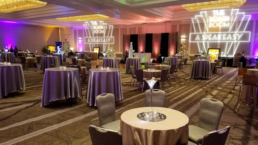 Washington Dc Area Lighting Services For Special Events