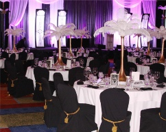 Roaring 20's Themed Event from Uniquely DC Destination Management and Production - Washington DC