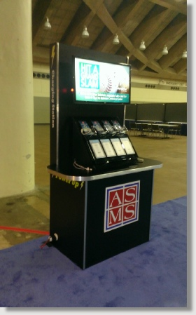 Cell Phone Charging Kiosks in Washington DC, Baltimore, Maryland, and Northern Virginia.