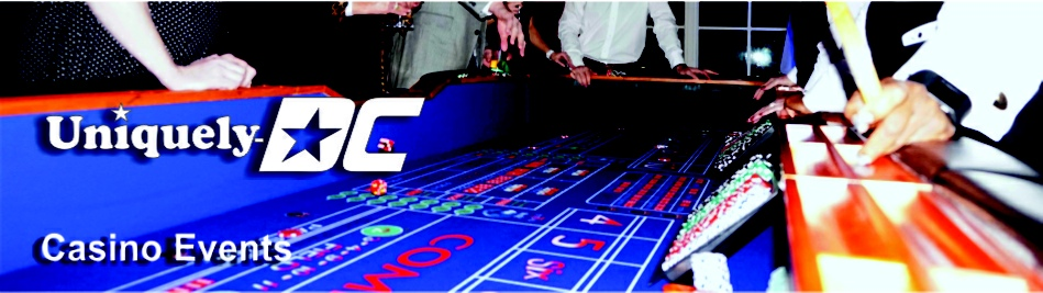 Washington DC Special Event Planning and Casino Event Production Services