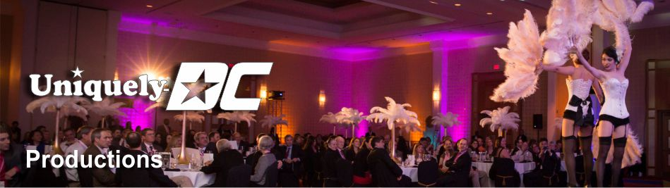 Washington DC Special Event Planning and Production Services