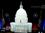 Uniquely-DC, US Capitol Theme Set Rental - Special Events Equipment, Audio Visual Equipment and Decor for events in Washington DC