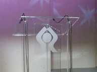 Uniquely DC - Lectern / Podium Rentals for Special Events and Theme decor rentals in Washington DC & Nationwide