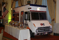 Uniquely-DC, Food Truck Caravan themed event and  setting for your Washington DC Area special event - bringing you those world famous food delights from the National Mall and delicacies from Around the World.