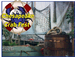 Uniquely-DC, Chesapeake Crab Fest theme  setting for your Washington DC Area special event bringing you those world famous sea foods and delicacies.