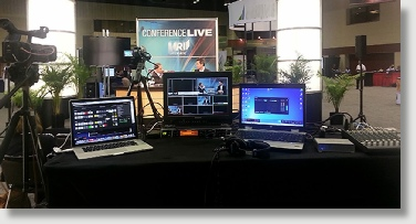 Live streaming and webcasting Washington DC Public Events for the US Government, conventions and meetings and Washington DC, Maryland and Baltimore.