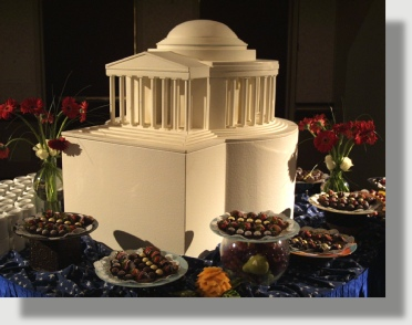 Patriotic Themed Buffet and Catering Props