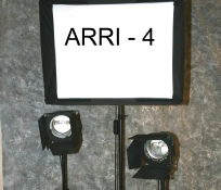 Uniquely-DC has your HD Video Lighting - ArriLite 650 4 Head Kit, Chimera, Scrims, Filter frames for Convention Happy Face Videos, Speaker Interviews, Documentary Purposes and more in the Washington, DC Metro Area.