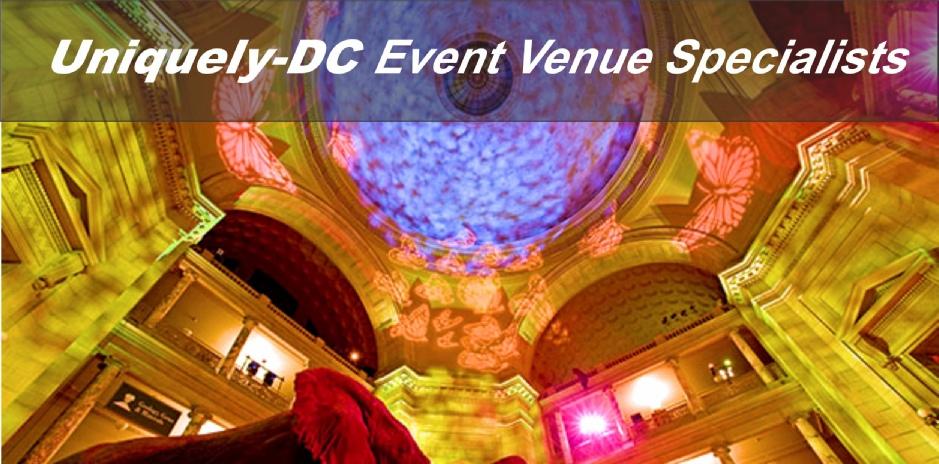 Uniquely DC, the Washington DC premier special events production company provides Washington DC's best Event Services, we know Washington DC's best venues for special events and occasions and offer you a Unique flair.