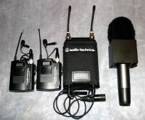Uniquely-DC has your HD Video Wireless Audio Kit supplier for Convention Happy Face Videos, Speaker Interviews, Documentary Purposes and more in the Washington, DC Metro Area.