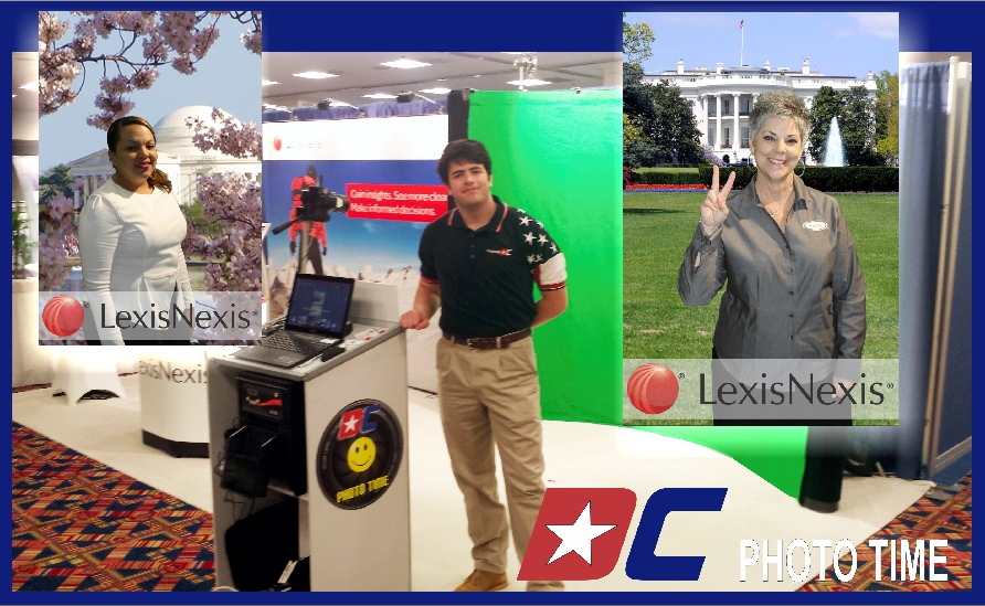 Uniquely DC Photo Booth for conventions, tradeshows, special events, awards galas, dinners and parties.